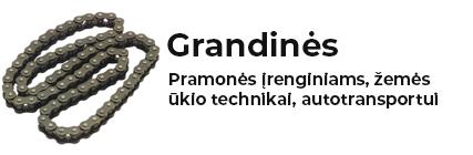 Grandinės
