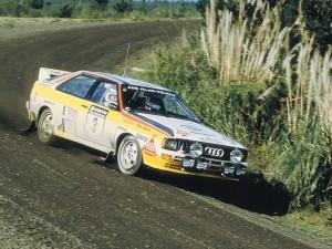 """""""Quattro"""" 40-metis: legendinių """"Audi"""" automobilių ryškiausi momentai ir įdomiausios istorijos"""